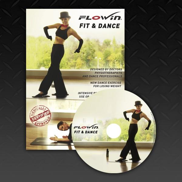 FLOWIN® DVD Fit & Dance