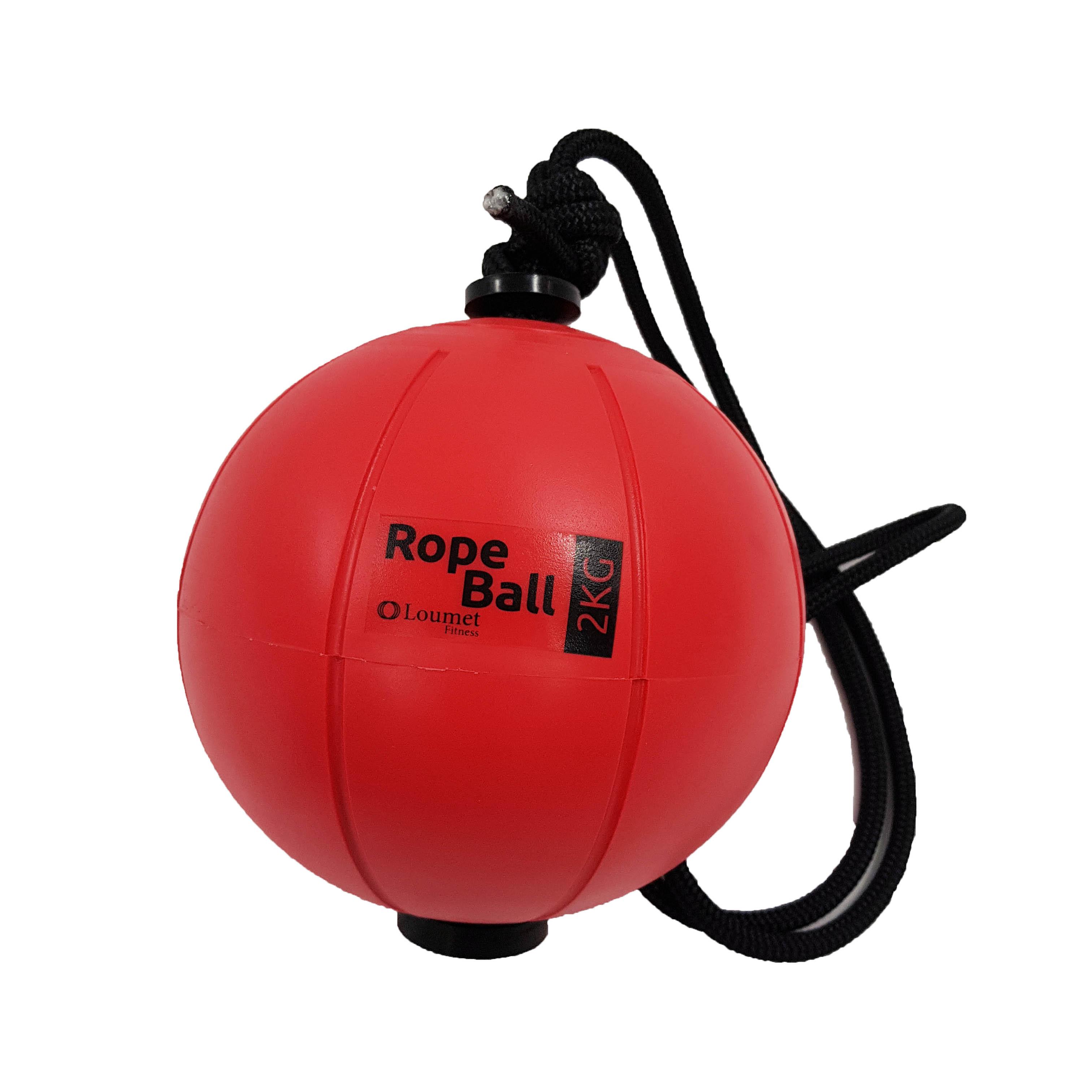 Loumet™ DBL Rope Ball 2-5kg