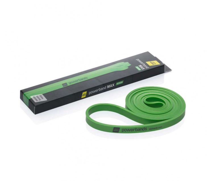 Let's Bands Powerbands MAX Green