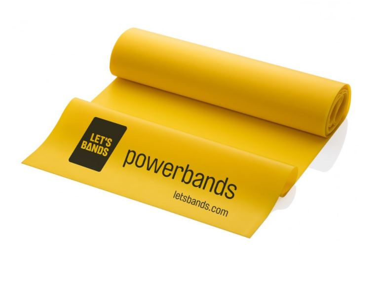 Let's Bands Powerbands FLEX Light