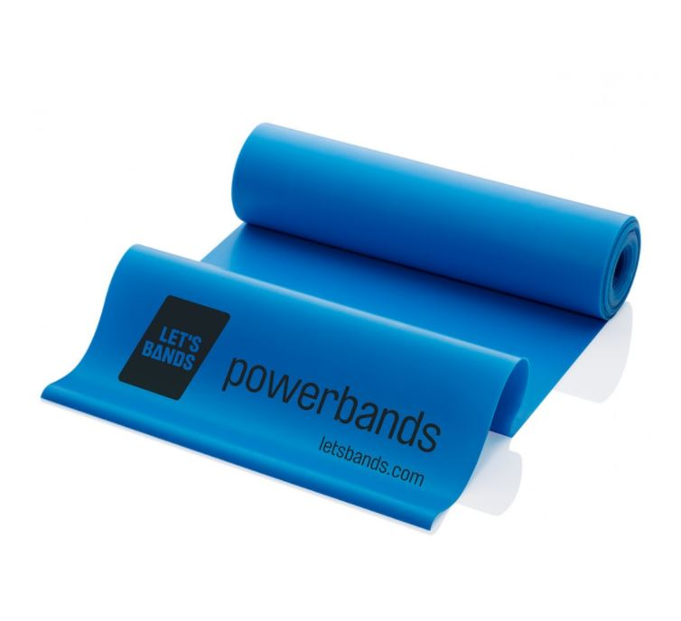 Let's Bands Powerbands FLEX Heavy